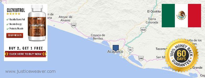 Where Can You Buy Anabolic Steroids online Acapulco de Juarez, Mexico