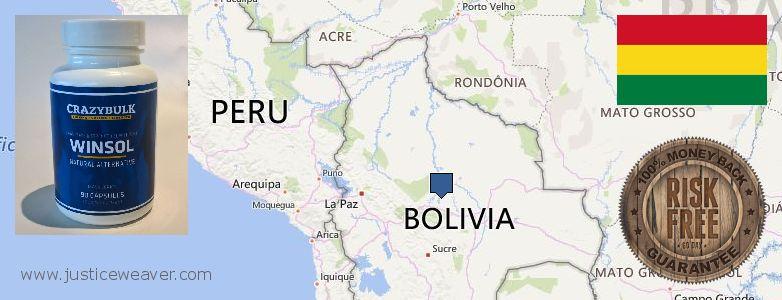 Hvor kan jeg købe Anabolic Steroids online Bolivia