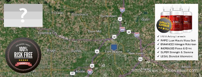 Gdzie kupić Anabolic Steroids w Internecie Fort Wayne, USA