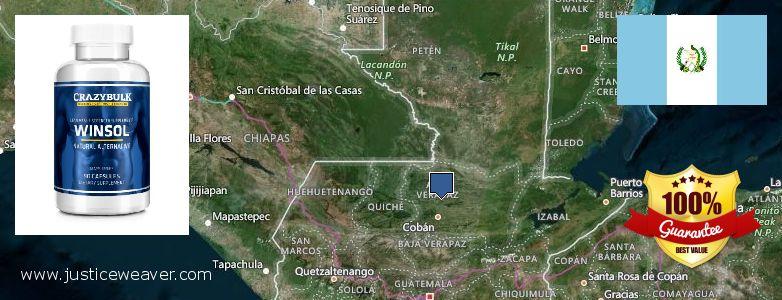 कहॉ से खरीदु Anabolic Steroids ऑनलाइन Guatemala
