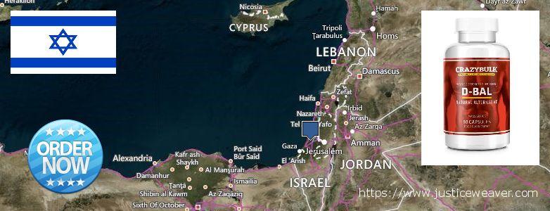 कहॉ से खरीदु Anabolic Steroids ऑनलाइन Israel