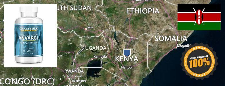 Var kan man köpa Anabolic Steroids nätet Kenya