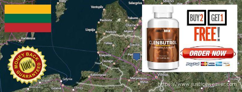 कहॉ से खरीदु Anabolic Steroids ऑनलाइन Lithuania