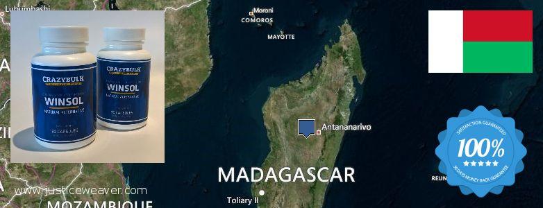 Dimana tempat membeli Anabolic Steroids online Madagascar