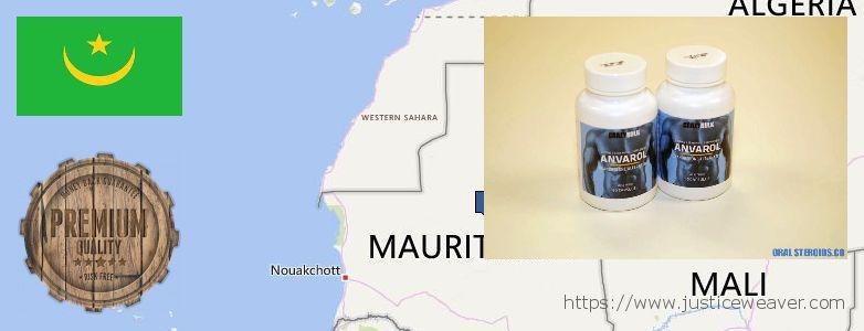 कहॉ से खरीदु Anabolic Steroids ऑनलाइन Mauritania