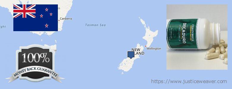 Hvor kan jeg købe Anabolic Steroids online New Zealand