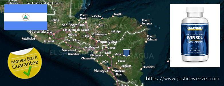 ซื้อที่ไหน Anabolic Steroids ออนไลน์ Nicaragua