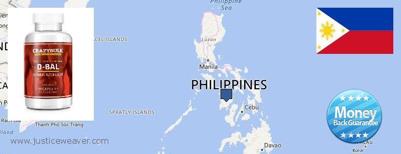 कहॉ से खरीदु Anabolic Steroids ऑनलाइन Philippines