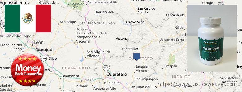 Buy Anabolic Steroids online Santiago de Queretaro, Mexico