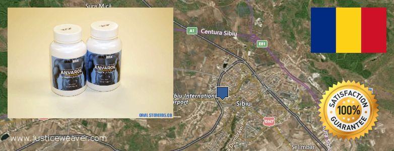 Where to Buy Anabolic Steroids online Sibiu, Romania