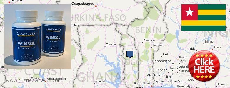 कहॉ से खरीदु Anabolic Steroids ऑनलाइन Togo