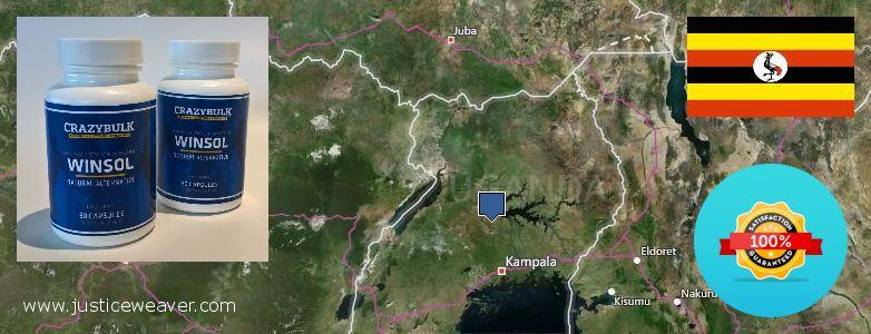 Dove acquistare Anabolic Steroids in linea Uganda