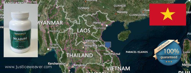 Où Acheter Anabolic Steroids en ligne Vietnam