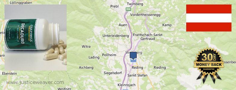Purchase Anabolic Steroids online Wolfsberg, Austria