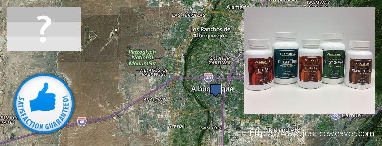 Gdzie kupić Anavar Steroids w Internecie Albuquerque, USA