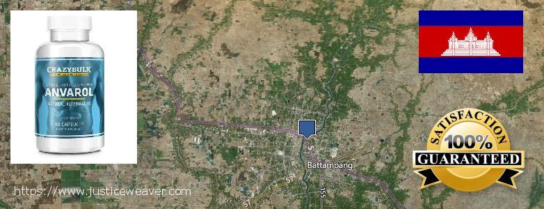 Where Can I Purchase Anavar Steroids online Battambang, Cambodia