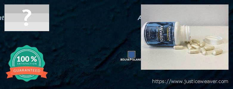 איפה לקנות Anavar Steroids באינטרנט Bouvet Island