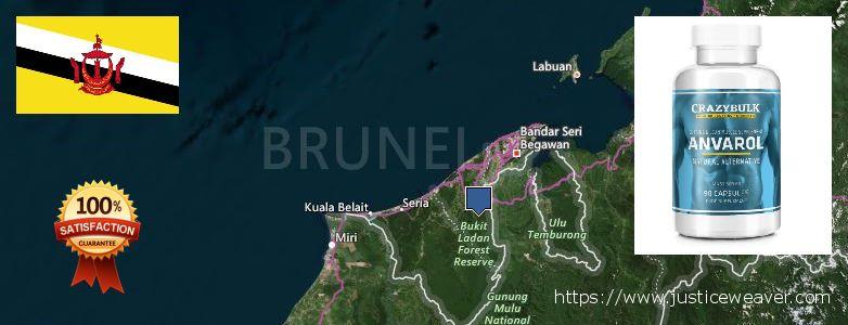 Gdzie kupić Anavar Steroids w Internecie Brunei