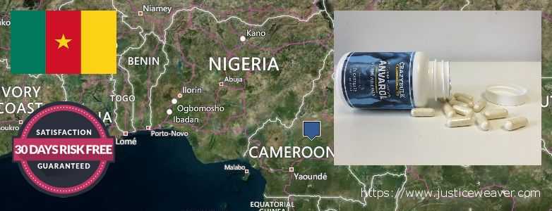 Wo kaufen Anavar Steroids online Cameroon