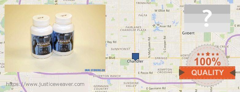 Gdzie kupić Anavar Steroids w Internecie Chandler, USA