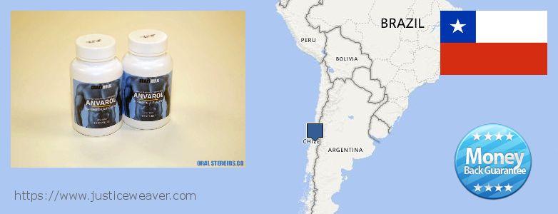 कहॉ से खरीदु Anavar Steroids ऑनलाइन Chile