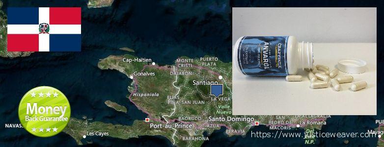 कहॉ से खरीदु Anavar Steroids ऑनलाइन Dominican Republic