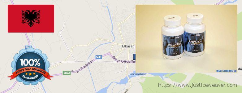 Where to Buy Anavar Steroids online Elbasan, Albania