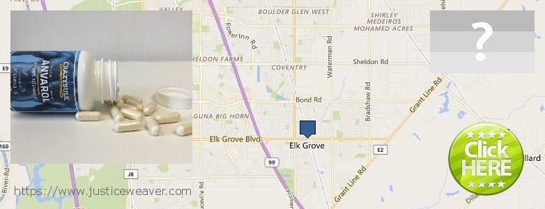Gdzie kupić Anavar Steroids w Internecie Elk Grove, USA