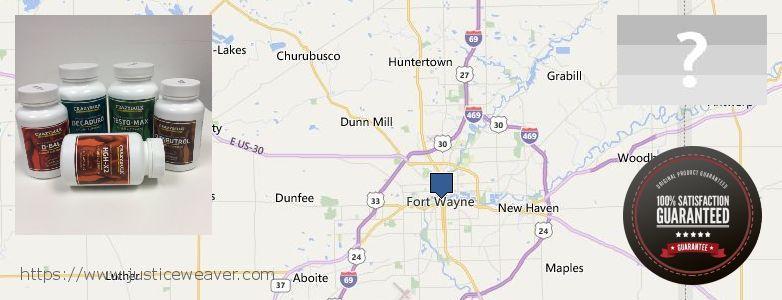 Gdzie kupić Anavar Steroids w Internecie Fort Wayne, USA