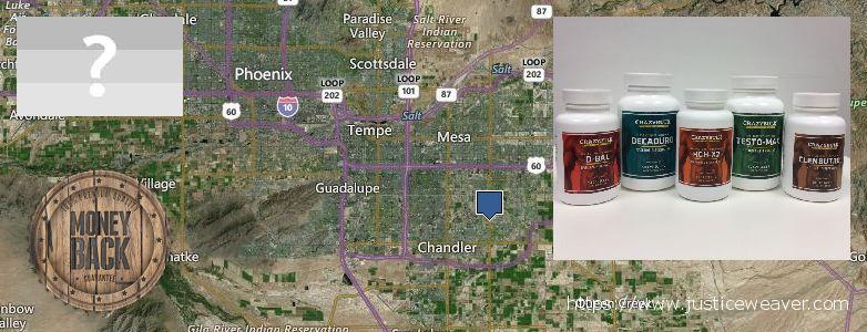 Gdzie kupić Anavar Steroids w Internecie Gilbert, USA