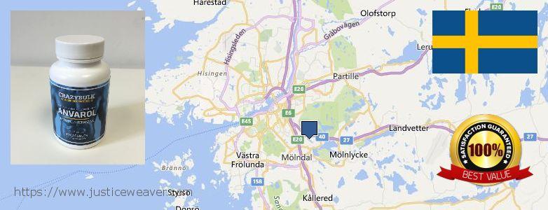 Buy Anavar Steroids online Gothenburg, Sweden