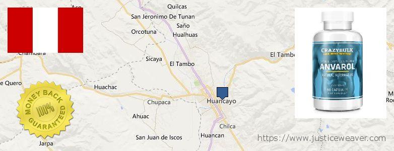 Buy Anavar Steroids online Huancayo, Peru