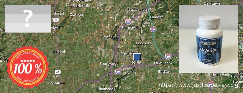Gdzie kupić Anavar Steroids w Internecie Joliet, USA