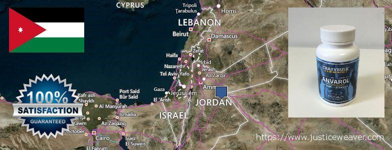 कहॉ से खरीदु Anavar Steroids ऑनलाइन Jordan