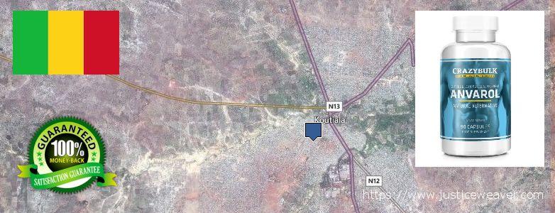 Where to Buy Anavar Steroids online Koutiala, Mali