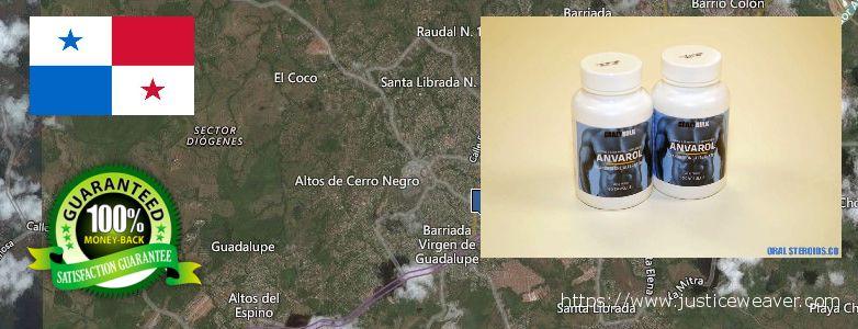 Where to Buy Anavar Steroids online La Chorrera, Panama