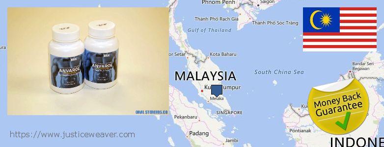 कहॉ से खरीदु Anavar Steroids ऑनलाइन Malaysia