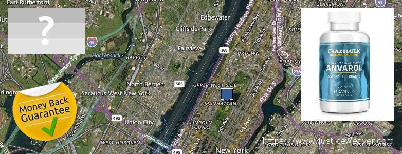 Gdzie kupić Anavar Steroids w Internecie Manhattan, USA