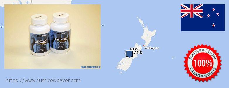 कहॉ से खरीदु Anavar Steroids ऑनलाइन New Zealand