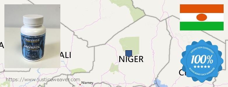 कहॉ से खरीदु Anavar Steroids ऑनलाइन Niger
