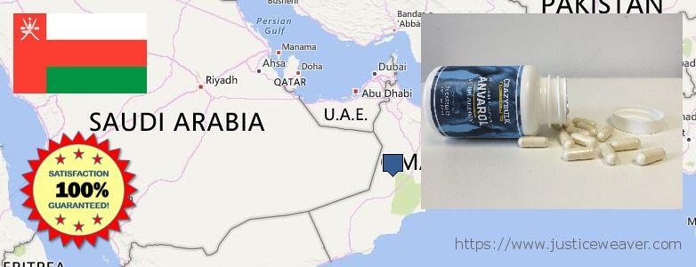 कहॉ से खरीदु Anavar Steroids ऑनलाइन Oman