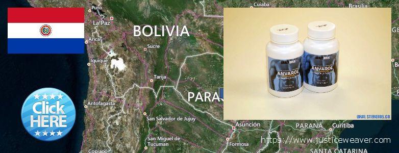 कहॉ से खरीदु Anavar Steroids ऑनलाइन Paraguay