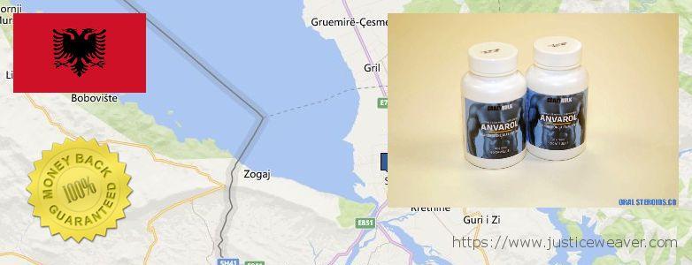 Where Can I Buy Anavar Steroids online Shkoder, Albania