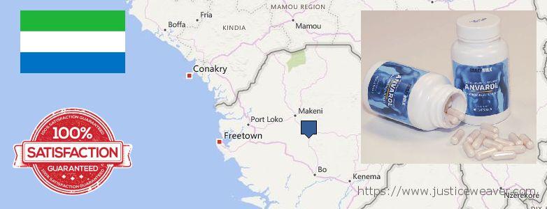 कहॉ से खरीदु Anavar Steroids ऑनलाइन Sierra Leone