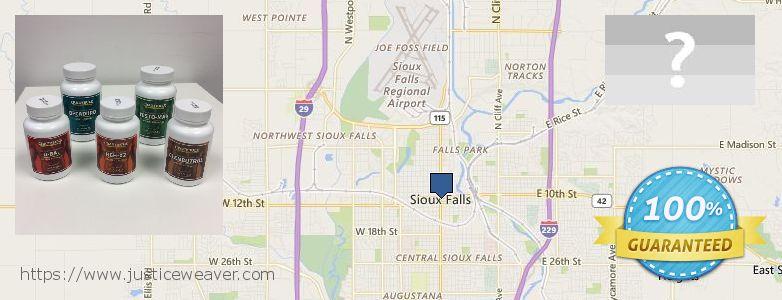 Gdzie kupić Anavar Steroids w Internecie Sioux Falls, USA