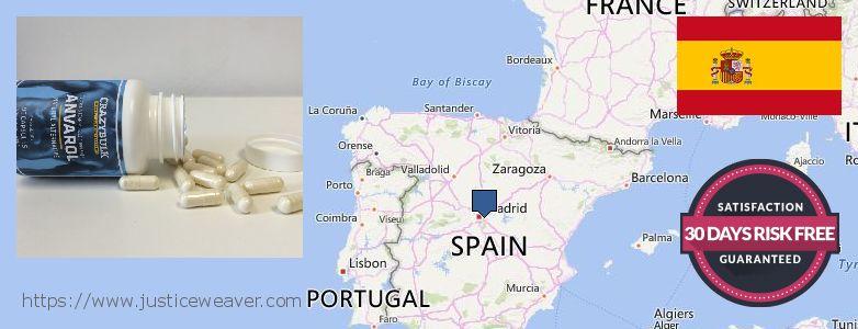 Gdzie kupić Anavar Steroids w Internecie Spain