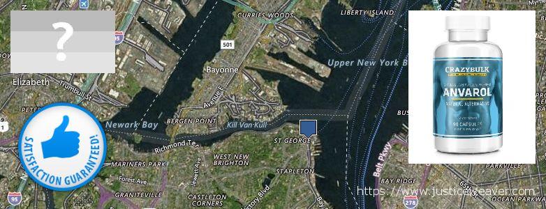 Purchase Anavar Steroids online Staten Island, USA