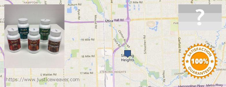 Gdzie kupić Anavar Steroids w Internecie Sterling Heights, USA