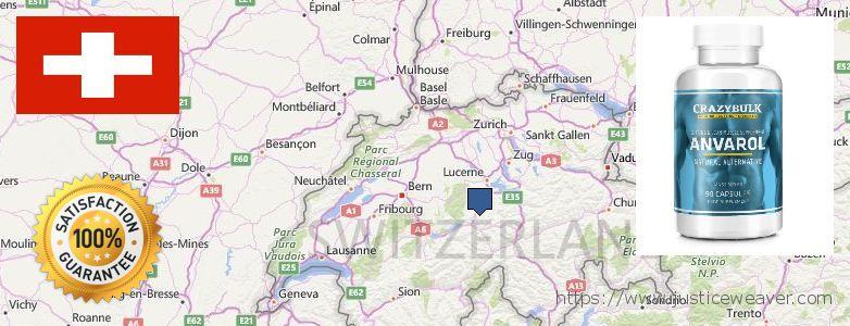 איפה לקנות Anavar Steroids באינטרנט Switzerland