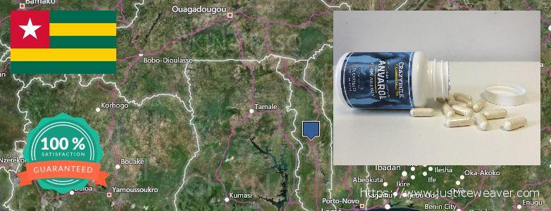 Wo kaufen Anavar Steroids online Togo